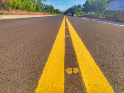 Ejecutivo inaugura asfaltado en Caaguazú