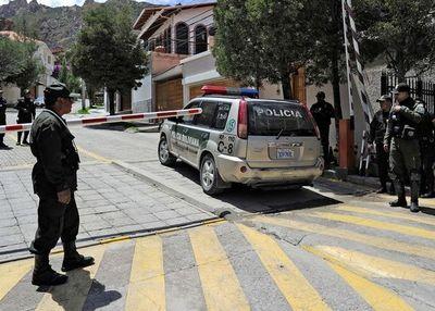 Sube tensión diplomática entre Bolivia y España