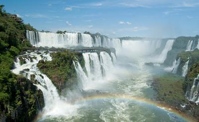 Cataratas de Iguazú reciben récord de dos millones de visitantes en 2019