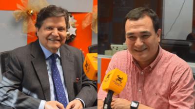 Euclides Acevedo y Amílcar Ferreira evalúan lo que deja el 2019 y qué se espera para 2020