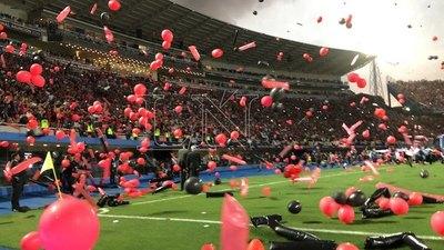Asunción, símbolo del éxito de la final única de Conmebol