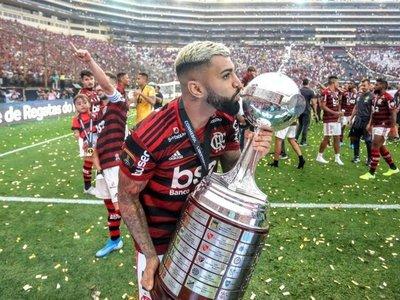 Gabigol y Marcelo Gallardo son los reyes de América 2019