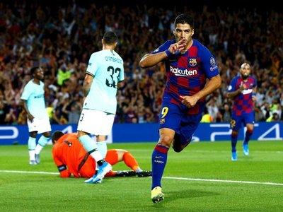 Luis Suárez habla sobre su renovación en Barcelona