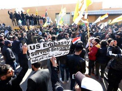 Paraguay condena ataque a Embajada de EEUU en Irak