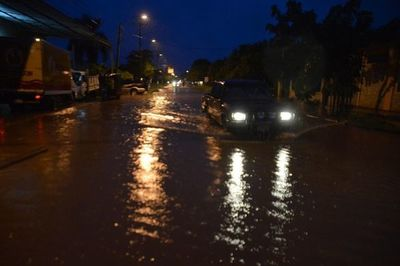 La última tormenta del año afectará a tres departamentos
