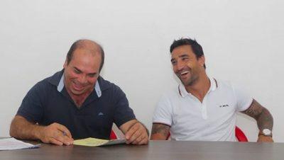 San Lorenzo incorpora a Salinas y Salgueiro