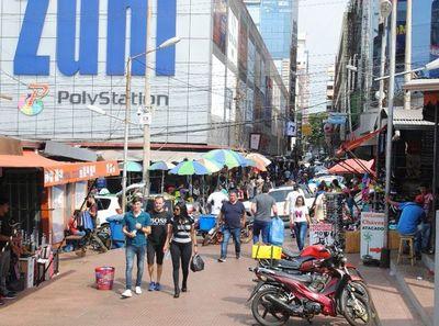 Brasileños tienen mayor cota para comprar en Paraguay desde hoy