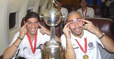 """""""Fue imborrable ganar la Copa con Olimpia"""""""