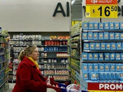 El Gobierno argentino negocia nuevos precios de  productos carentes de IVA