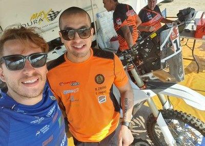 Paraguayos ya palpitan el Dakar 2020 en Arabia Saudita