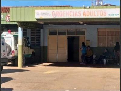 AÑO NUEVO SIN HERIDOS POR PIROTECNIA EN EL HOSPITAL REGIONAL DE ENCARNACIÓN