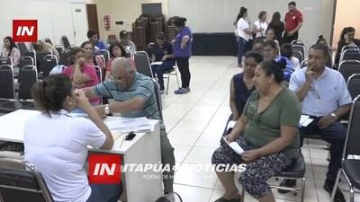 AFECTADOS DEL CONVENIO MEC- EBY- GOBERNACIÓN COBRARÁN SUELDOS EL 2 DE ENERO
