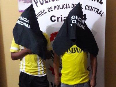 Dos detenidos por muerte de un hombre en Villeta