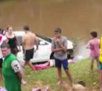Accidente en Pinamar deja varios heridos