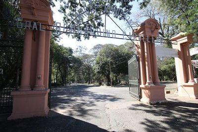 MUVH prevé revitalizar el Parque Caballero con apoyo del municipio