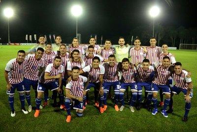 Paraguay se mantiene en el puesto 36 del ranking FIFA
