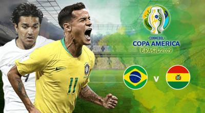 Hoy se pone en marcha la Copa América Brasil 2019