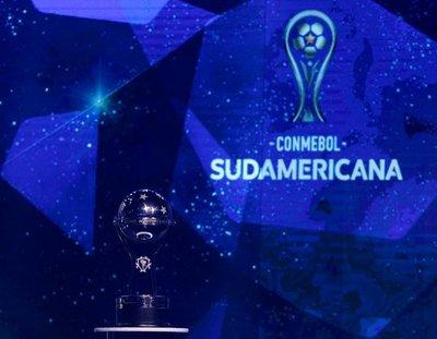Santaní y Sol con rivales definidos para la segunda fase de la Sudamericana
