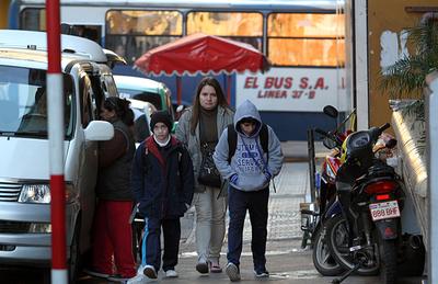 Alertan entrada de frente frío y que el río Paraguay seguirá subiendo