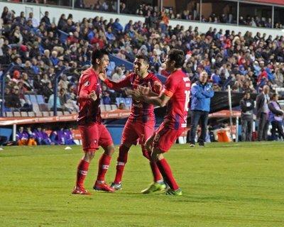 Cerro Porteño se quedó con el primer lugar del Grupo E