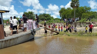 Desesperación en Alto Paraguay por falta de alimentos
