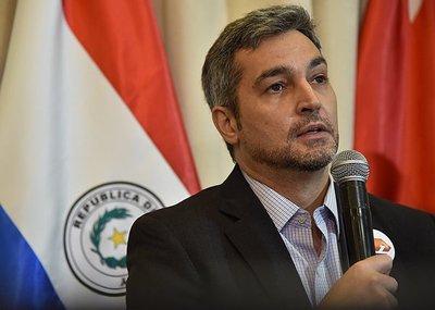 Mario Abdo se muestra a favor de la paridad en el desbloqueo de listas