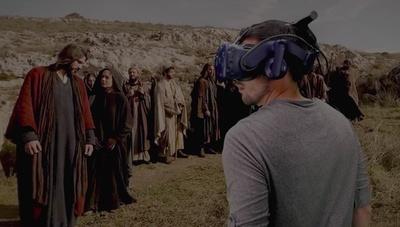 Siete milagros es el primer largometraje de realidad virtual