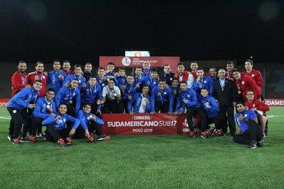 La Albirroja Sub 17 clasificó al Mundial de Brasil 2019