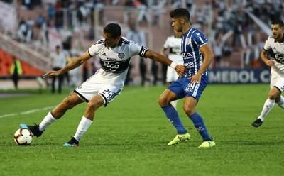 Noche de Libertadores en blanco y negro