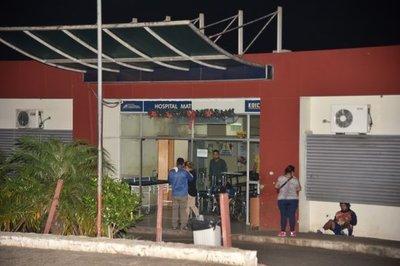 Médicos denuncian atropello de hombre a Hospital de Villa Elisa