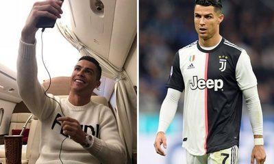 Cristiano Ronaldo gana más en Instagram que en Juventus