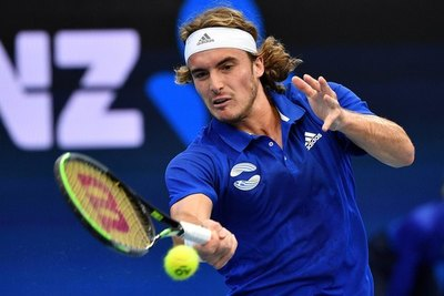 Debut con derrota en la ATP Cup de Tsitsipas y Zverev