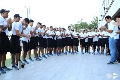 Olimpia inicia una nueva pretemporada