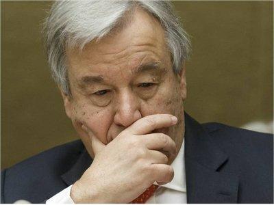 Guterres alerta que el mundo no puede permitirse una nueva guerra