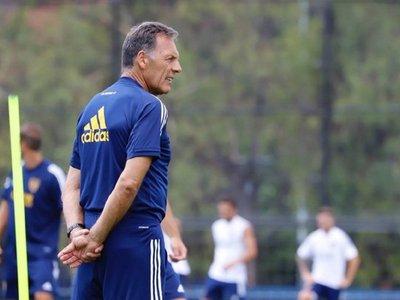Russo comienza su nueva era con Boca y todas las figuras del equipo