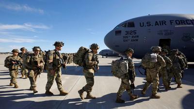 Reportan que el Pentágono aprueba envío tropas adicionales a Oriente Medio tras el ataque de EE.UU. en Bagdad