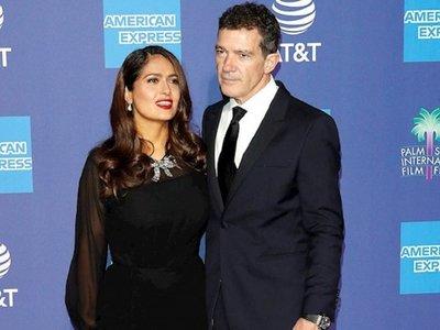 Jennifer López y Antonio Banderas, premiados en el Festival de Palm Springs