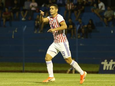 Sergio Bareiro se suma a la Albirroja sub-23