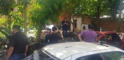 Recuperan dos camionetas robadas en Presidente Franco