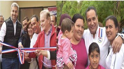 La Gobernación de Central impulsó la construcción de casi 1.700 casas