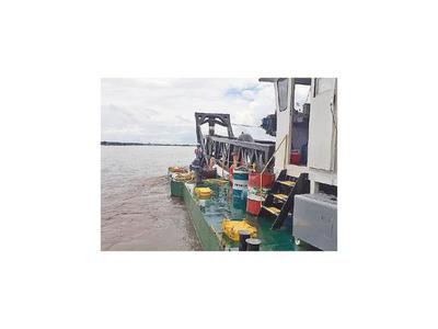 Iniciarán en breve el dragado del río Paraná