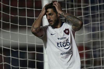 Larrivey, al fútbol chileno