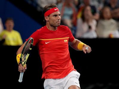 España y Serbia cumplen en su debut en la Copa ATP