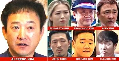 HOY / Empresario coreano y 6 de su familia detenidos por  agresión en un templo