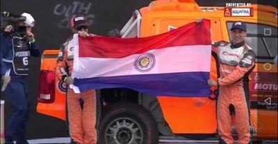 HOY / Paraguayos en el primer Dakar en Arabia y con Alonso como atractivo