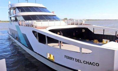 Los horarios del Ferry del Chaco