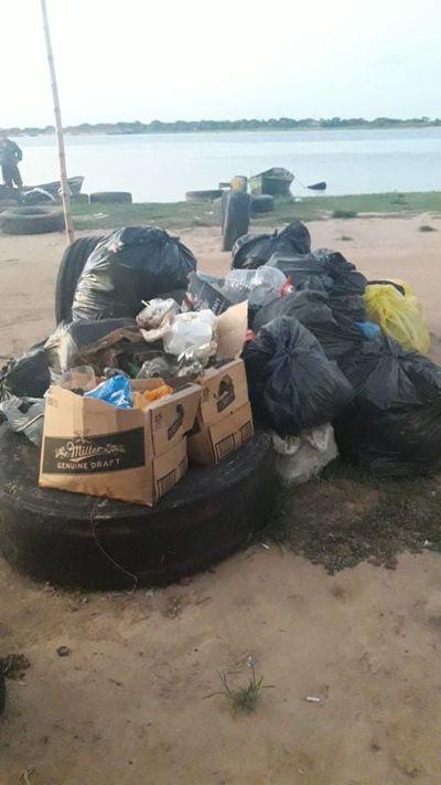 Quejas por falta de recolección de basura desde Navidad en Limpio