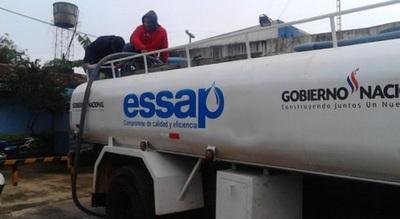 """""""Los días de calor va a faltar agua"""", vaticina ESSAP"""