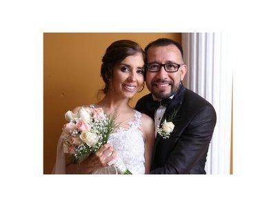 El casamiento de  Vivian y Pablo