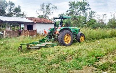 En San Lorenzo, vecinos son emplazados a  limpiar